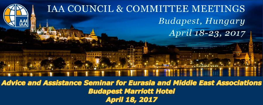 Съезд МАА в Будапеште